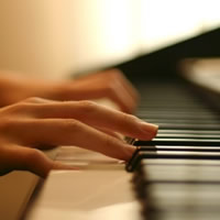 Accompanist/collaborator - Keyboard Player in Fort Smith, Arkansas
