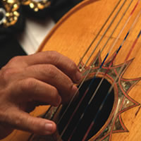 "Mariachi Los Reales de ""ORO"" - World Music in Brownsville, Texas"