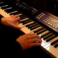 Country Ragtime Keyboard Player - Pianist in San Antonio, Texas