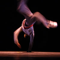 Street Dancer - Dance in Saratoga Springs, New York