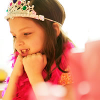 """Teapots, Treats & Traditions"" - Princess Party in Mechanicsville, Virginia"