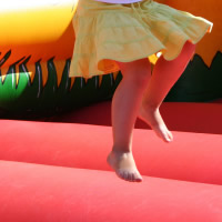 Bounce Party Supplies - Inflatable Movie Screen Rentals in Marion, Iowa