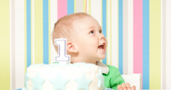 one year baby birthday party
