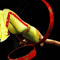 Chicago Act - Acrobat / Stilt Walker in Moscow, Idaho